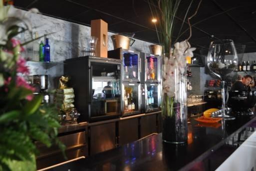 Champagne Bar - L'Envie - Restaurant Sausset