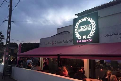 Le Restaurant - L'Envie - Restaurant Sausset